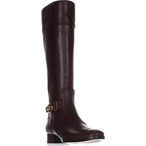Michael Michael Kors Womens Harland Boot Riding Boots - Mocha, 11 US/42.5 ()