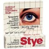 Stye Ophthalmic Ointment 1/8Oz