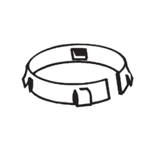 Optional Posi-Grip Locking Ring for CHG Bullet Feet - 2 Pack