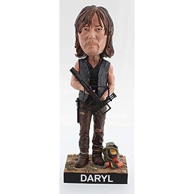 Royal Bobbles The Walking Dead Daryl Dixon Bobblehead: Toys & Games