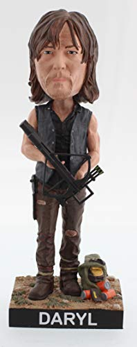Royal Bobbles The Walking Dead Daryl Dixon Collectible Bobblehead