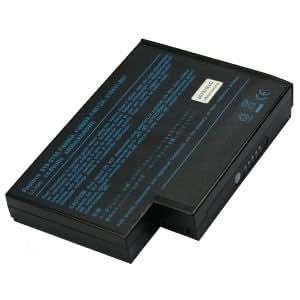 subtel® Batería premium (4400mAh) para HP Compaq nx9000 nx9005 nx9008 nx9010 nx9020 nx9030 nx9040 OmniBook F4809A / F4812A bateria de repuesto, pila reemplazo, sustitución