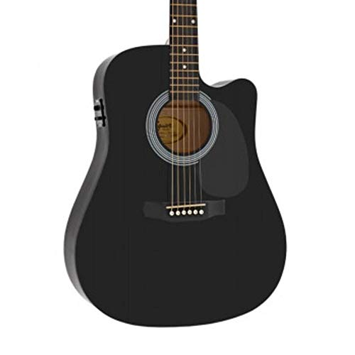 Fender-SA105CEBK-Acoustic-Guitar