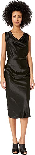 (Vivienne Westwood Women's Virginia Dress Black 38)