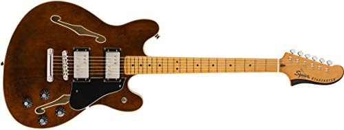 Squier by Fender Classic Vibe Starcaster – Maple Fingerboard – Walnut