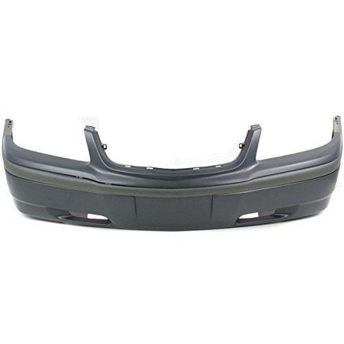 OE Replacement Chevrolet Impala Front Bumper Cover (Partslink Number GM1000585)