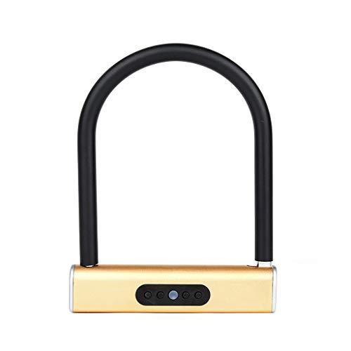 Sunnyys U-Type Smart Bluetooth Password Lock (Best Lawn Blower 2019)