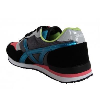 Scarpe sport per Donna e Bambina BASS3D 41050 NEGRO