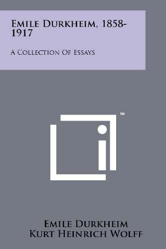 georg simmel a collection of essays Contribution of georg simmel to sociology essays and  what did georg simmel seek to  two main methods of data collection exist within sociological.