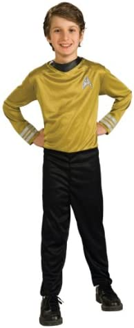 Rubies - Disfraz Star Trek de Kirk para niño, talla 8-10 años ...