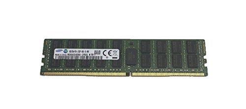 (Samsung Server Memory 16GB PC4-17000 DDR4-2133MHz ECC Registered CL15 288-Pin DIMM 1.2V Dual Rank Memory Module Mfr P/N M393A2G40DB0-CPB2Q)