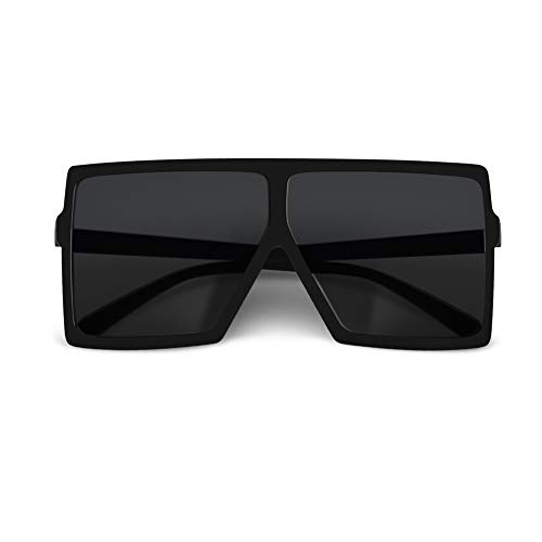 CHAUOO Ultralight Square Sunglasses Classic Fashion Style 100% UV Protection For Men And ()