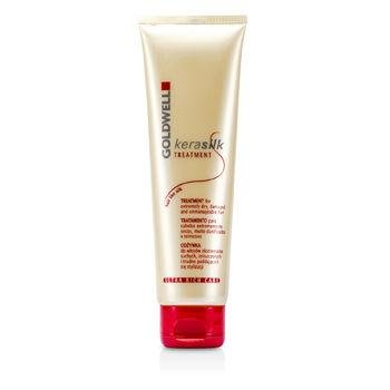 Amazon.com : Goldwell Kerasilk Ultra Rich Care Treatment (For Extremely Dry, Damaged/ Unmanageable Hair) 150ml/5oz : Beauty