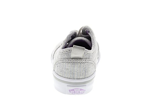 Vans Kinderschuhe Atwood Slip On Menswear Gray African Menswear Gray African