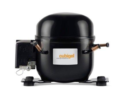 Motor Compresor para nevera Modelo cubigel gd40mb para R134 a 1/8 ...