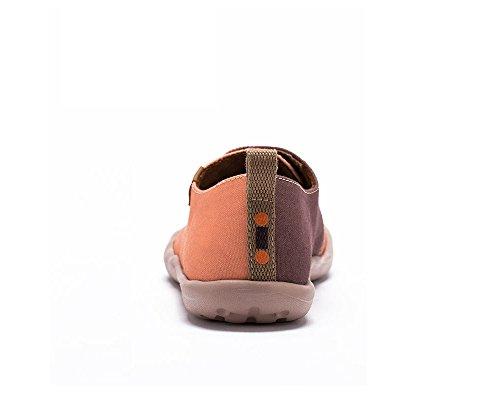 Età Pour De adolescent Chaussures Indian Uin Toiles La Mode Enfant Casual Orange 4XgSZnqAw