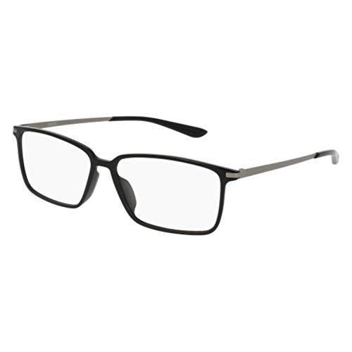 Eyeglasses Puma PU 0114 O- 005 BLACK/SILVER