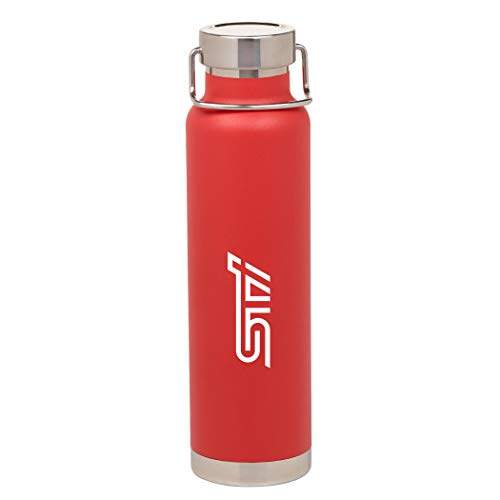 SUBARU Bottle Sti Logo 22 oz Insulated Bottle Mug Impreza WRX Sti Cup Powder Coating