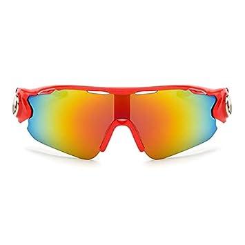DBXKIGTM Gafas de Sol de Ciclismo al Aire Libre Sprot Bike ...