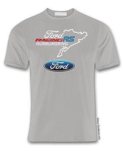 Nurnburgring Gafas de competición Ford RS de Homer e inscripción ...