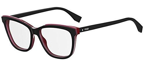 Fendi FF0251 80715 54mm Black - Frame Fendi Glasses