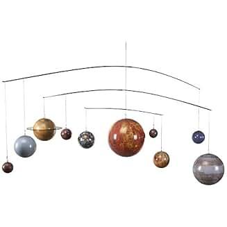 Solar System Globe Mobile