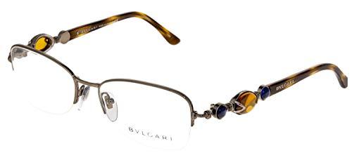 Bulgari for woman bv2118b - 266, Designer Eyeglasses Caliber 52 ()