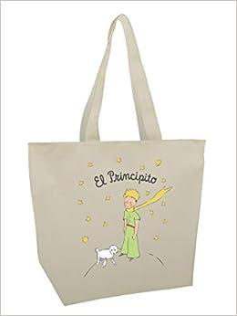 Bolsa Mega shopper El Principito (BOLSAS): Amazon.es: de Saint Exupéry, Antoine: Libros