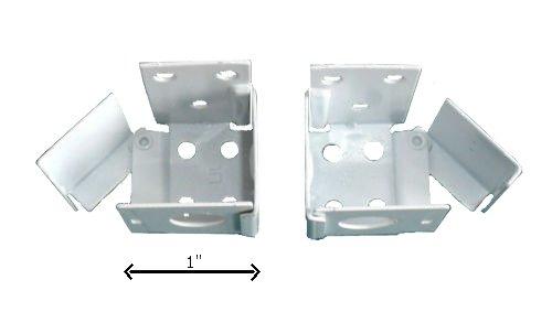 1 pair METAL Swing Gate 1