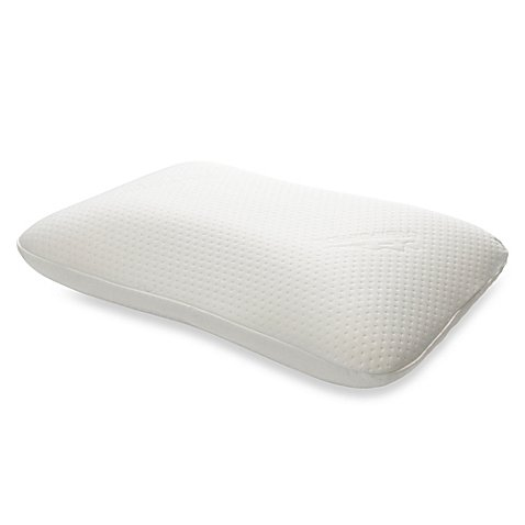 Tempur-Pedic Symphony Pillow, White by Tempur-Pedic