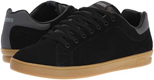 Skate De Chaussures Gomme Ls Gris Pour Etnies Callicut Homme Noir 1wq5dpq