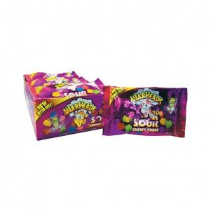 Warheads Sour Chewy Cubes (Pack of 15)