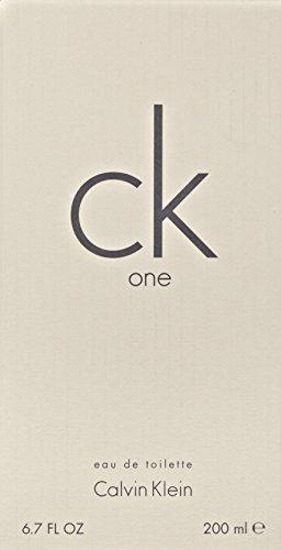 Calvin Klein ck one Eau de Toilette, 6.7 fl. oz.