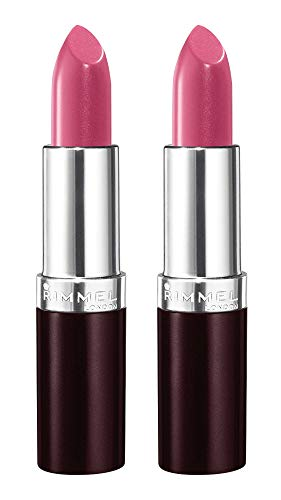 Rimmel Lasting finish lipstick, kate moss in 010, 2Count (010 Diamond Finish)
