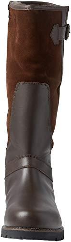 Parfield Stivali Equitazione da Aigle Caviglia Brown Furgtx Ala Uomo 001 Marrone xTpqw