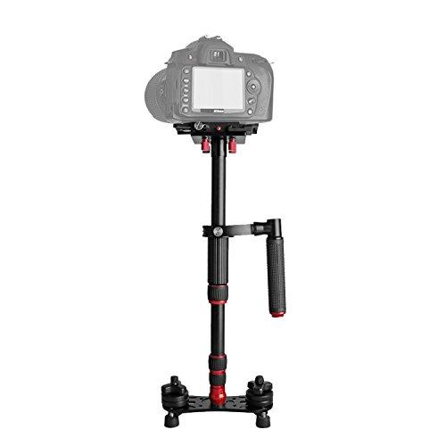 """Kamisafe VS1047 43""""/110cm Handheld Stabilizer Aluminum Camer"""