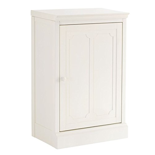 Brylanehome Zena Small Cabinet (White,0) by BrylaneHome