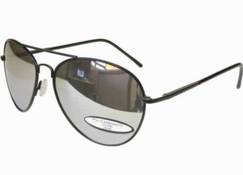 G&G Premium Mirror Aviator Sunglasses Spring Hinge (colors)