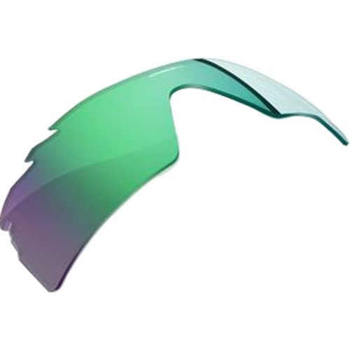 Oakley RadarLock XL Replacement Lens Jade Irid Vented, One Size