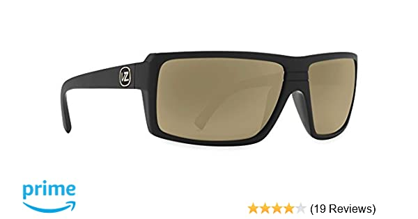 bbcd831ae2b Amazon.com  VonZipper Snark Sunglasses BATTLESTATIONS Black Gold Glo ...