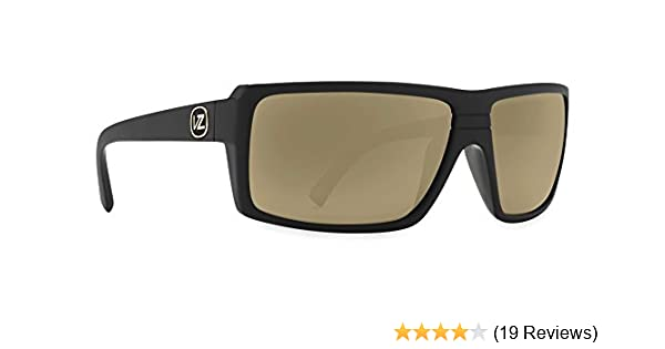 dae442313f Amazon.com  VonZipper Snark Sunglasses BATTLESTATIONS Black Gold Glo ...