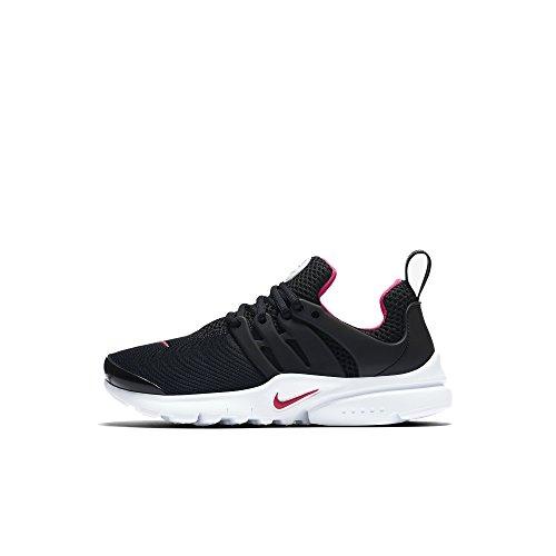 Nike Presto (Ps), Zapatillas de Running para Niñas Negro (Black / Hyper