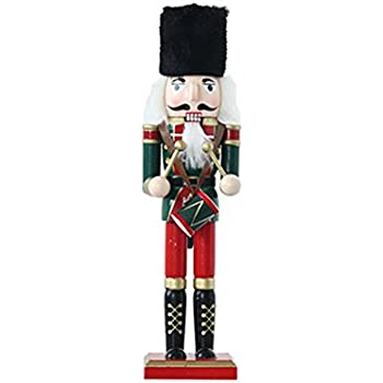 o toys wooden nutcracker ornaments christmas decoration figures puppet toys christmas gifts home decor - Nutcracker Christmas Decorations