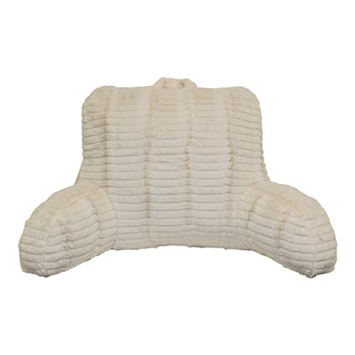 Brentwood Originals 907 Back Rest Pillow, Backrest, Taupe