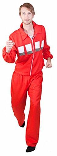 Bionic Man Costume - Million Dollar Man Costume