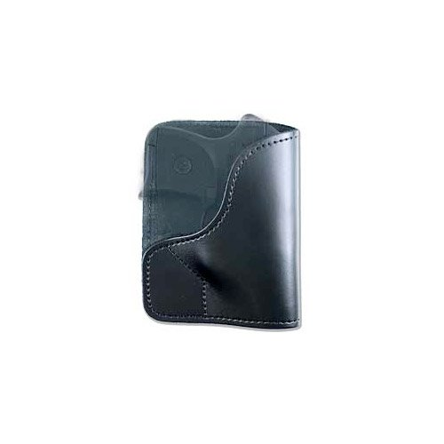DeSantis Trickster Holster for P238/P380/P3AT Guns, Black (Best Pocket Holster For Sig P238)