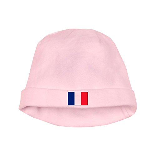 (Truly Teague Long Sleeve Infant T-Shirt Flag Of France - Petal Pink, 6 To 12 Months)