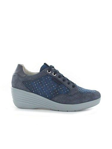 Stonefly 108102 Zapatos casual Mujeres Azul