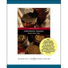 Read Online Cram101 Textbook Outlines: To Accompany: Principles of Corporate Finance ebook