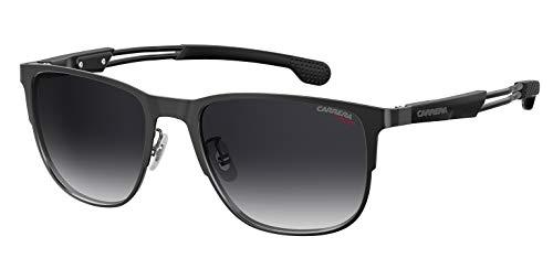 Carrera 4014/GS Sunglasses CA4014GS-0V81-9O-5818 - Dark Ruthenium Black Frame, Dark Gray Gradient